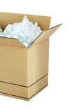 Shipping Carton Royalty Free Stock Photography