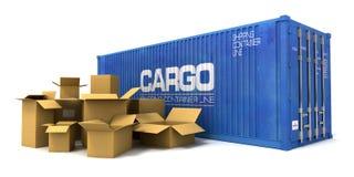Shipping concepts Stock Photos