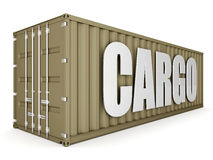 Shipping container Stock Photos