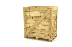 Shipping crate Royalty Free Stock Photography