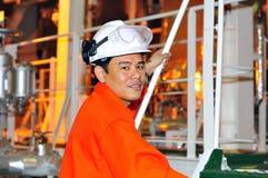 A shipping engineer Stock Photos