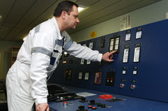 Shipping engineer stock images