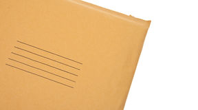 Shipping Envelope Border Image Royalty Free Stock Photos