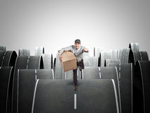 Shipping everywhere stock images