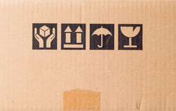 Shipping icon Stock Images