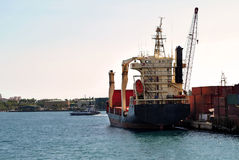 Shipping Industry Stock Image
