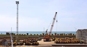 Shipping iron Stock Photos