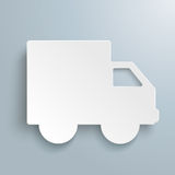 Shipping Paper Car Stock Photography