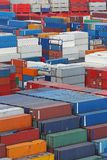 Shipping port Royalty Free Stock Image