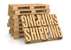 Shipping services Stock Photography
