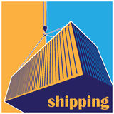 Shipping Royalty Free Stock Photography