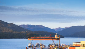 Shipping Vessels stock photos