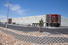 Shipping Warehouse stock photography