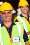 Shipping warehouse worker Royalty Free Stock Photo