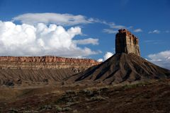 Shiprock Stock Photos