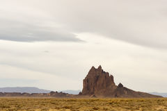 Shiprock Royalty Free Stock Image