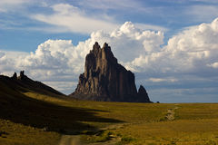 Shiprock Fotos de Stock Royalty Free