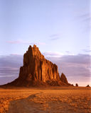 Shiprock, Mexique image stock