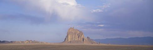 Shiprock Peak Stock Image