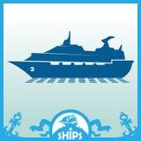 ships Arkivfoto