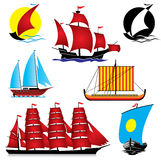 Ships Royalty Free Stock Image