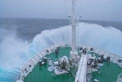 Ships Bow Royalty Free Stock Image