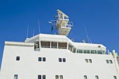 Ships bridge Stock Images