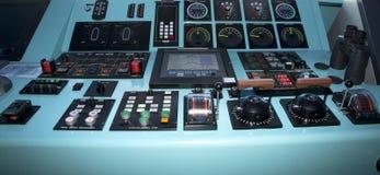 Ships Controls Stock Photos