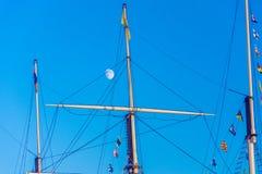 Ships mast Stock Photos