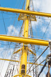 The ships mast Royalty Free Stock Images