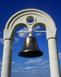 Ships old bronze bell Royalty Free Stock Photography