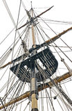 Ships rigging Royalty Free Stock Image