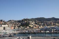 In old Italian port royalty free stock photo