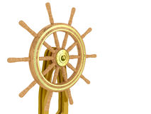 Ships wheel Royalty Free Stock Images