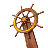 Ships wheel Stock Image
