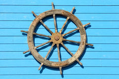 Ships Wheel Royalty Free Stock Photography