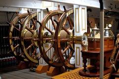 Ships Wheels Royalty Free Stock Photo