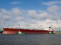 shiptankfartyg Arkivfoto