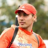 Shipulin-medallist de Anton dos Jogos Olímpicos Foto de Stock Royalty Free