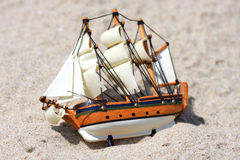 Shipwreck Foto de Stock Royalty Free