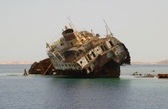 Shipwreck Stock Photography