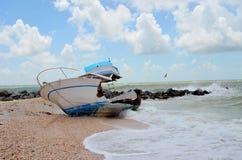 Shipwreck! Stock Image