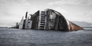 Shipwreck Zdjęcia Stock