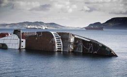 Shipwreck Obrazy Royalty Free