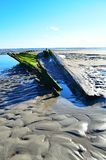 Shipwreck Obrazy Stock