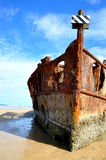 Shipwreck (4) Royalty Free Stock Images