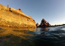 Shipwreck Obraz Royalty Free
