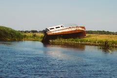 Shipwreck Fotos de Stock