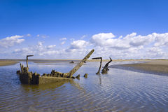 Shipwreck stock images