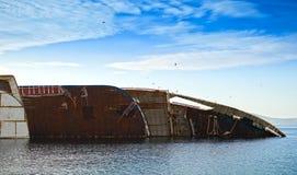 Shipwreck foto de stock royalty free